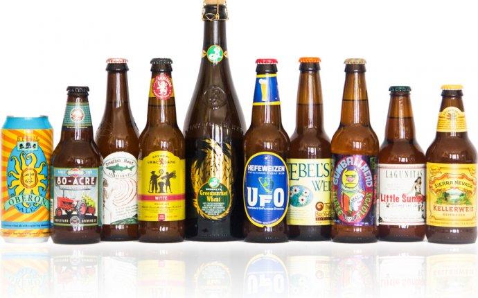 10 Best American Wheat Beers - Gear Patrol
