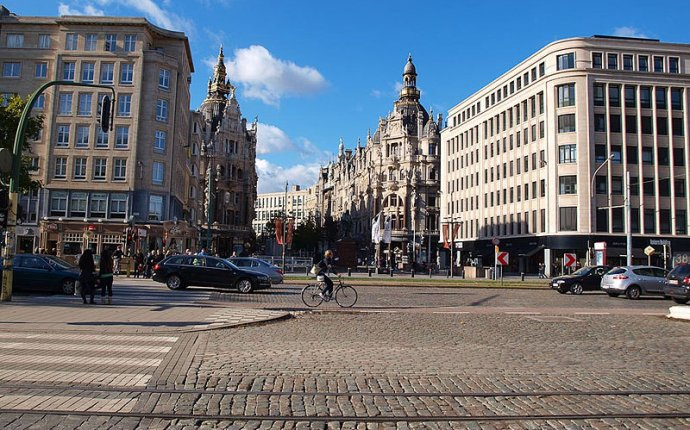 Antwerp Diamond District, in Belgium ? | AbcPlanet - Cheap flights