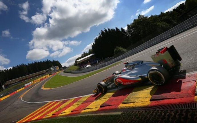 Belgian GP preview: Sensational Spa-Francorchamps - BBC Sport