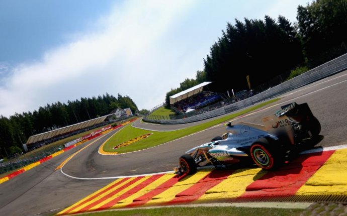 Belgian Grand Prix 2016 Preview: Start Time, TV Info, Weather