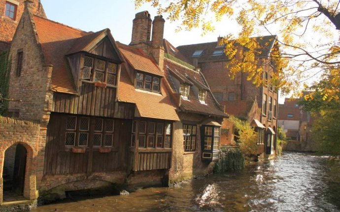 BELGIUM: BRUSSELS, GHENT AND BRUGES ~ Beautiful places of