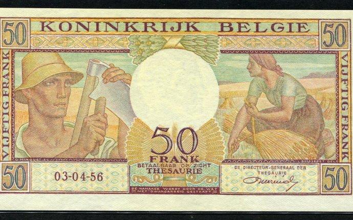 Belgium money | belgian banknotes 50 francs belgium currency 50