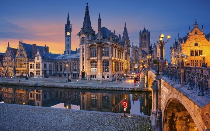 Discount Ferry UK To Belgium - Discount Ferry