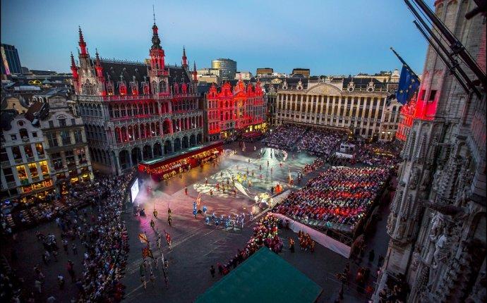 Grote Markt van Brussel | Stad Brussel