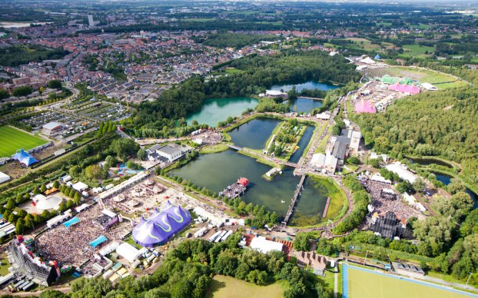 Guide to Tomorrowland Belgium - Rave Prep