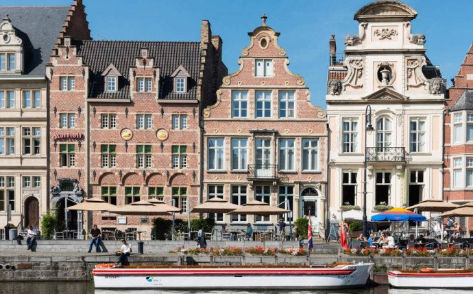 Hotel in Ghent, Belgium City Centre | Ghent Marriott Hotel