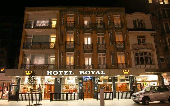 Hotel Royal in De Panne - Hotels.com