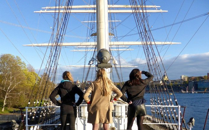 How this 19th-century ship became a 21st-century youth hostel