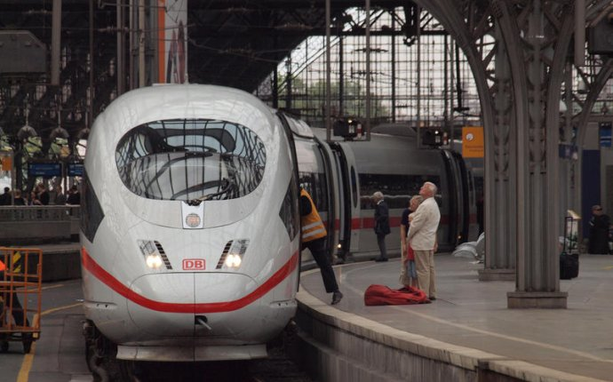 ICE High-Speed Trains | Eurail.com