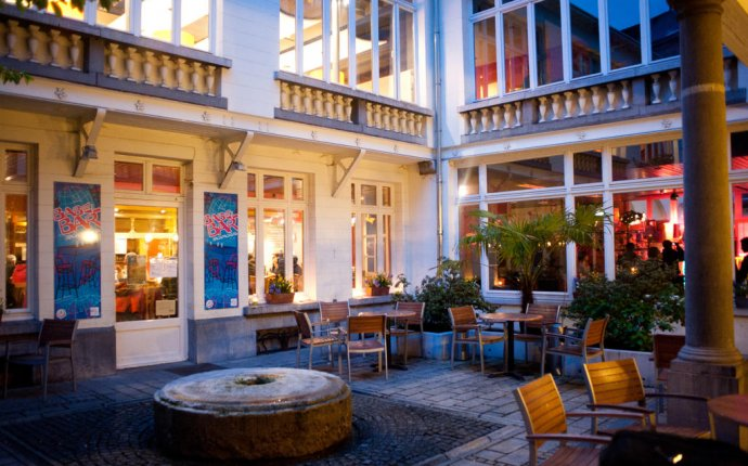 Jacques Brel Youth Hostel, Brussels, Belgium - Booking.com