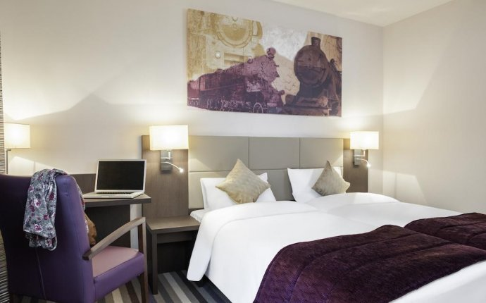 Mercure Hotel Brussels Centre Midi, Belgium - Booking.com