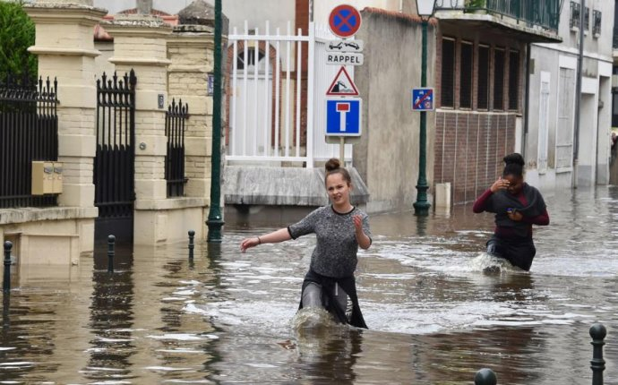 Photos of Deadly Europe Flooding Show Devastating Power of Water