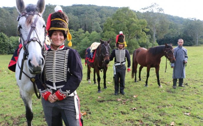 Sasha s Waterloo: Recreating historic battle in Belgium | Lakes Mail