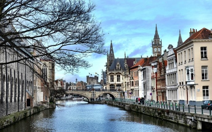 Second Chances – My Return To Ghent, Belgium