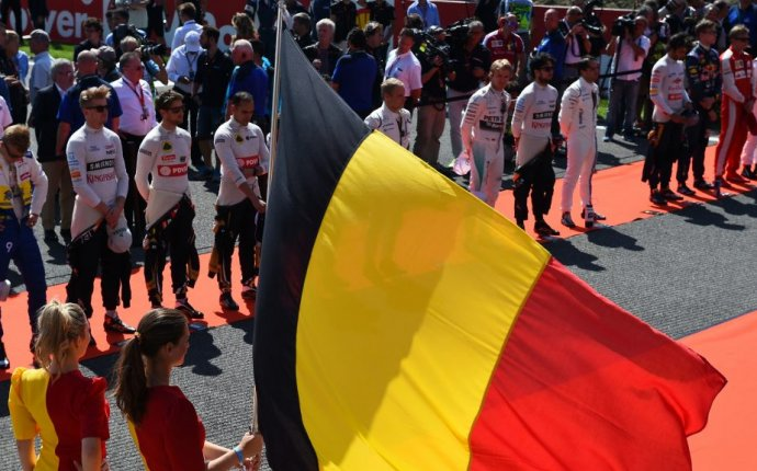 The Big Quiz - test your Belgian Grand Prix knowledge