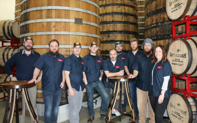The story behind Indeed and New Belgium s recent collaboration beers
