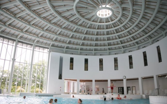 Thermes de Spa, Belgium