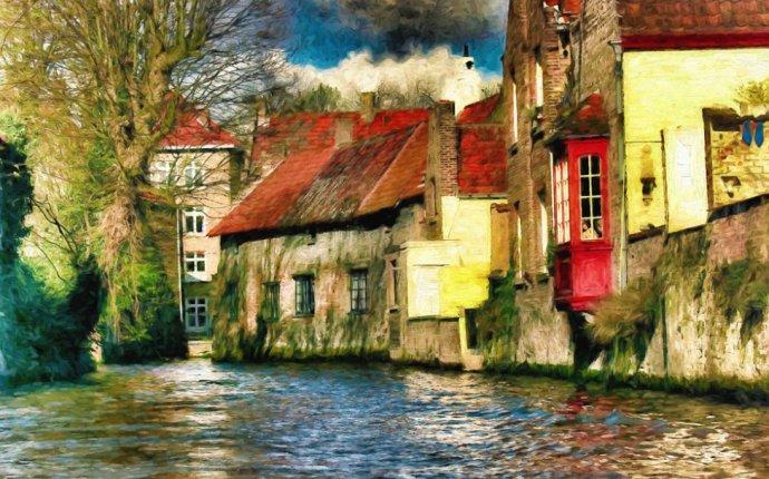 Three Days in Bruges, Belgium - RetireBook