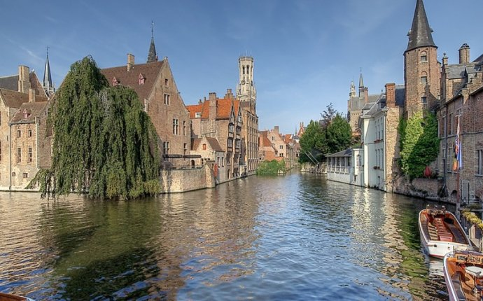 Best Hotels in Bruges, Belgium