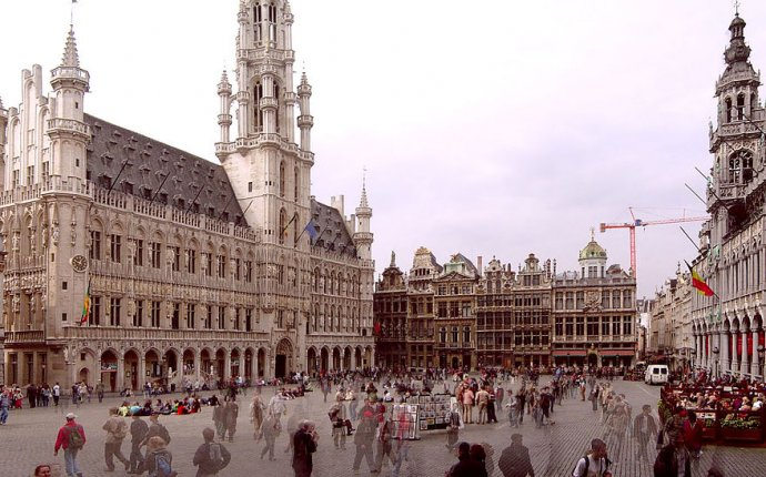 Brussels is in Belgium