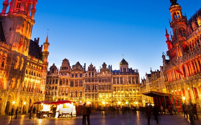 Places to Stay in Brussels Belgium