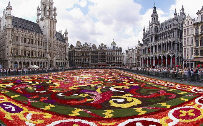 Famous Places in Brussels Belgium
